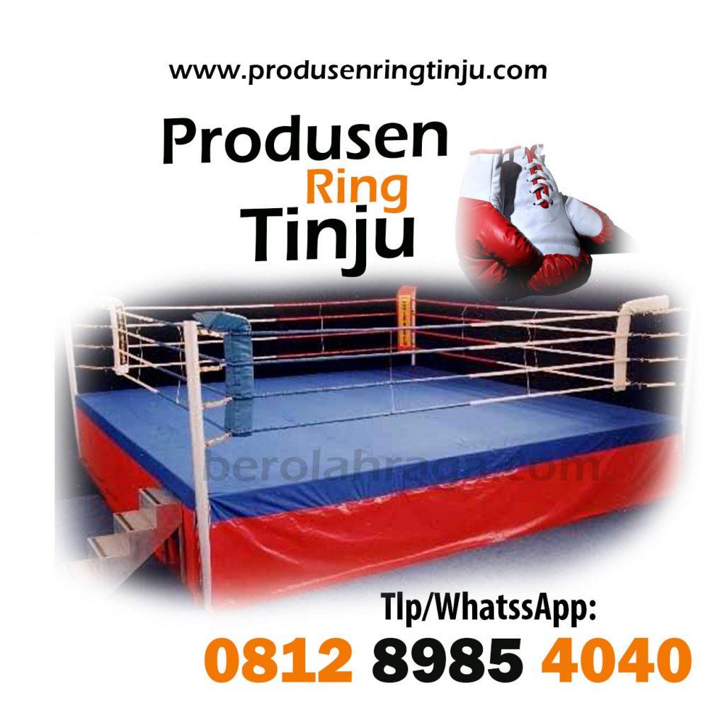 Pabrik Ring Tinju | 0812 8985 4040
